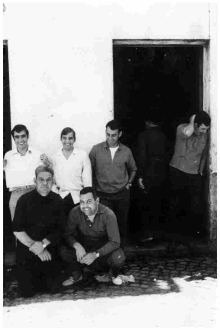 Taberna de Baixo do Monte Frio no séc. XX