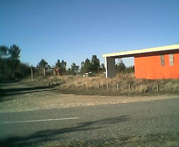 Parque infantil ao lado da casa abrigo ao cimo do Enxudro no caminho que vai para a Deguimbra na Segunda-feira, 12 de Dezembro de 2005