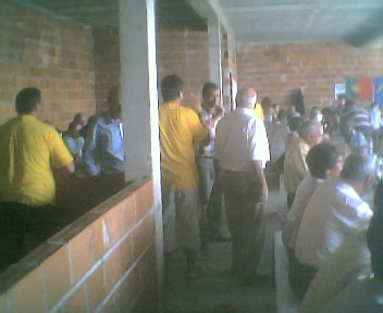 Discurso durante o almoço no Sábado, 11 de Agosto de 2007