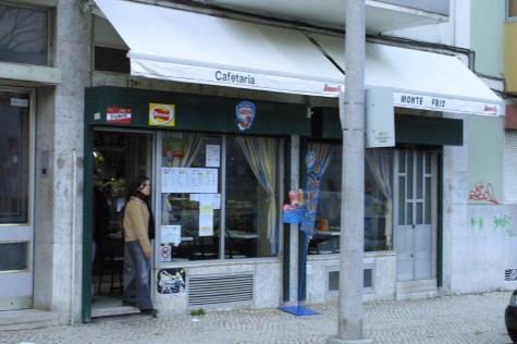 Cafetaria Monte Frio