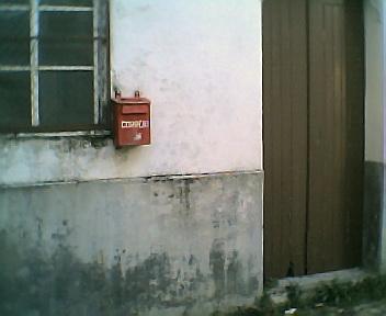 Caixa de correio no Domingo, 2 de Janeiro de 2005