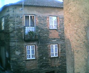 Casa dos anos 50 do séc. XX no Domingo, 2 de Janeiro de 2005