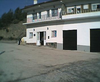 Casa da Comissão de Melhoramentos de Monte Frio no Sábado, 1 de Janeiro de 2005