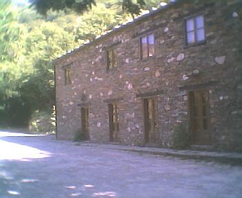 Casa do centro de interpretação da Mata da Margaraça na Quarta-feira, 24 de Maio de 2006
