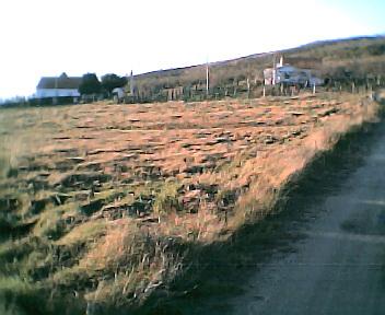 Casas na Chã do Valado no Sábado, 1 de Janeiro de 2005