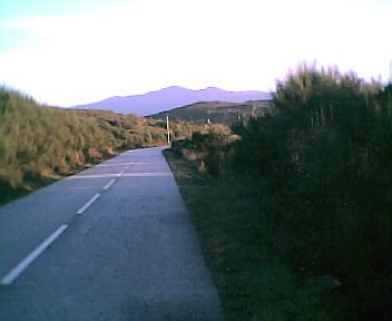 E.N. 344 na Chã do Valado no Sábado, 1 de Janeiro de 2005