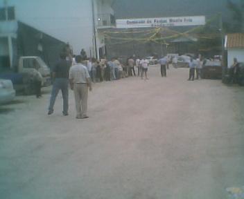 Chinquilho no Domingo, 12 de Agosto de 2007