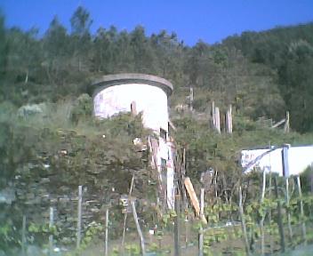 Depósito de distribuição de água no Domingo, 30 de Abril de 2006