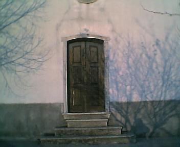 Entrada de honra da Capela no Domingo, 11 de Dezembro de 2005