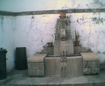 Fontanário do Medronheiro no Domingo, 11 de Dezembro de 2005