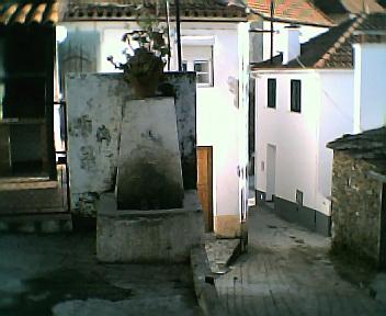 Fontanário das Penedas no Sábado, 1 de Janeiro de 2005