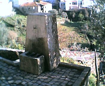 Fontanário da Solheira no Sábado, 1 de Janeiro de 2005