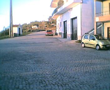 Largo do Outeiro visto de sul para norte na 6ªfeira, 31 de Dezembro de 2004