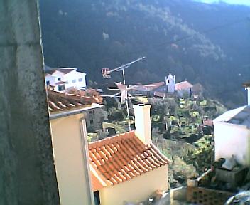 Monte Frio a partir do Medronheiro na Sexta-feira, 9 de Dezembro de 2005