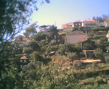 Monte Frio a partir da Chã da Fonte na Quinta-feira, 25 de Maio de 2006