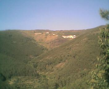 Monte Frio a partir dos Pardieiros na Quarta-feira, 24 de Maio de 2006