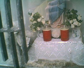 Lâmpadas da Nossa Senhora da Boa Viagem no Domingo, 26 de Fevereiro de 2006