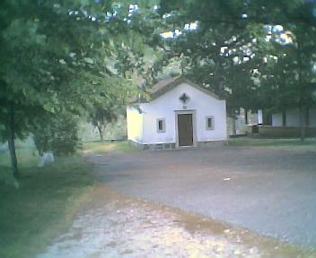 Capela na Nossa Senhora das Necessidades na Quarta-feira, 24 de Maio de 2006