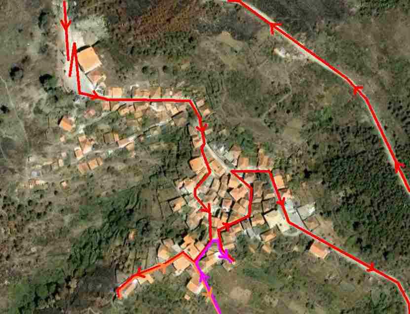 I Percurso as 7 maravilhas do Monte Frio (imagem parcial)