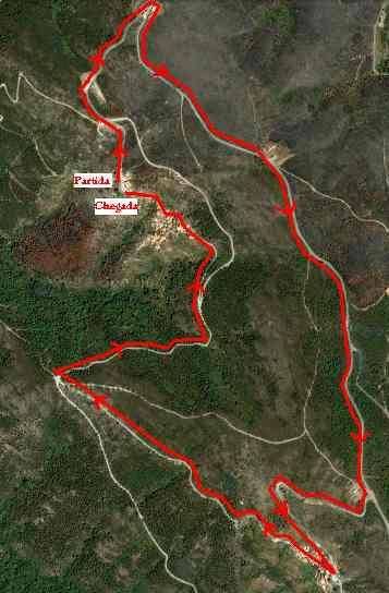 III Percurso as aldeias do Monte Frio geográfico: Monte Frio e Relva Velha