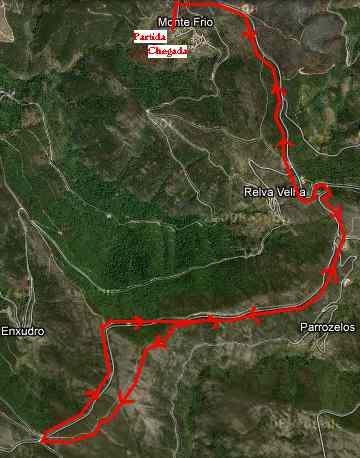 V Percurso monte da Picota