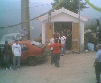 Quermesse no Domingo, 12 de Agosto de 2007