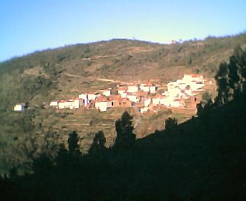Relva Velha a partir da estrada Enxudro Relva Velha na Terça-feira, 13 de Dezembro de 2005